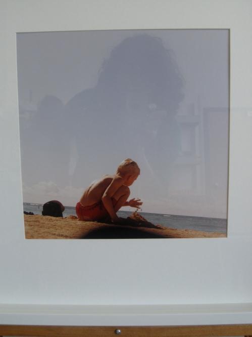 "Kari Orvik's ""Five FIngers"" - color photograph, 20x20"